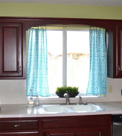 contemporary kitchen curtains and valances best way to picking curtains for your modern kitchen 8313