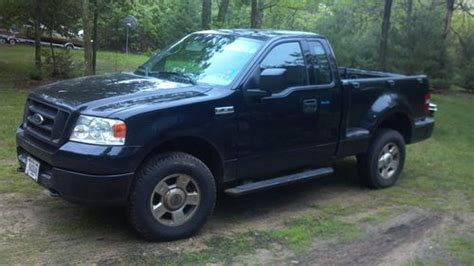 Find Used 2004 Ford F-150 Extended Cab 4x4 Flareside In