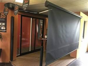 Store Banne Avec Lambrequin : installation de portes et fen tres par pelluau menuiserie ~ Edinachiropracticcenter.com Idées de Décoration