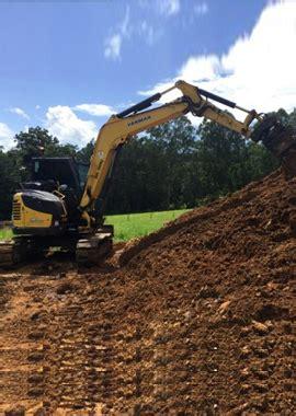 excavation sunshine coast excavating contractors mini digger services residential