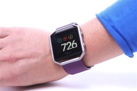 fitbit blaze review a fitness smartwatch in need of more smarts and style trends news