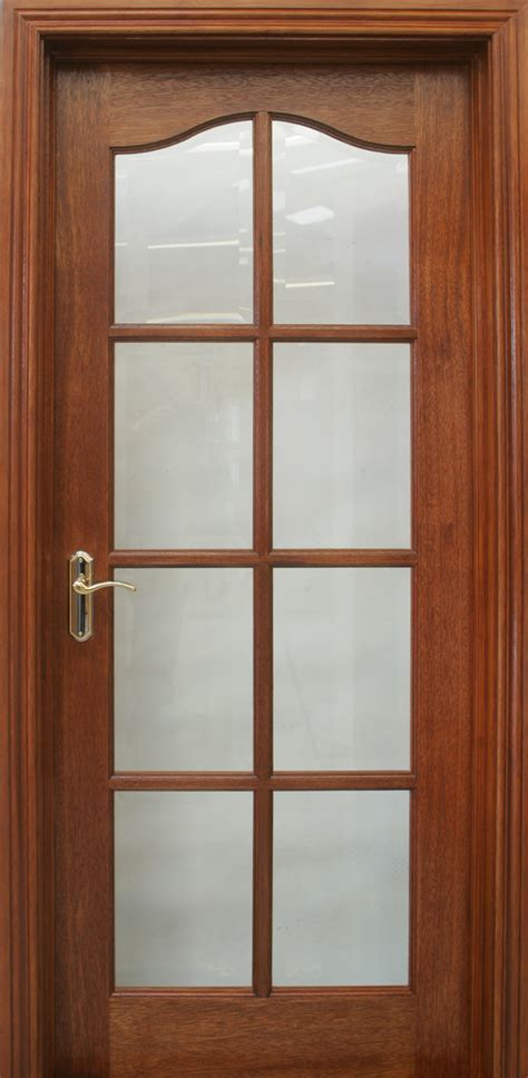 Kent Pre Glazed (40mm)   Internal Doors   Mahogany Doors