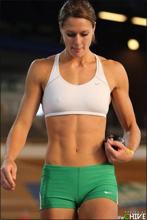 Sexy Female Abs Oh So Toned