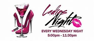 The gallery for --> Ladies Night Banner
