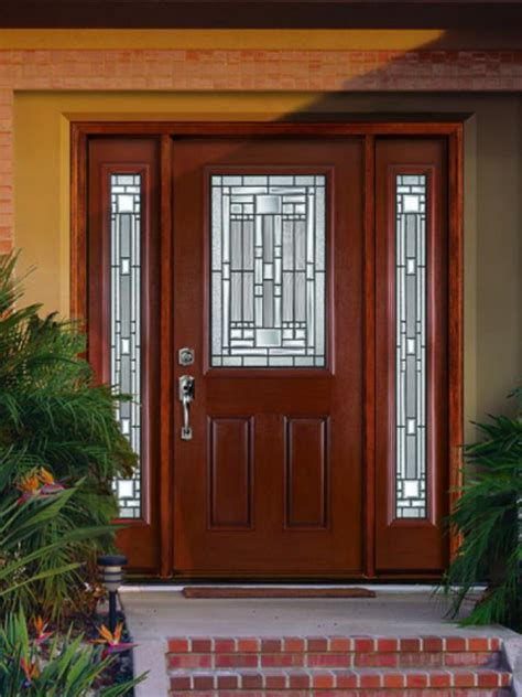 Masonite Fiberglass  Exterior Doors  Woodbury Supply