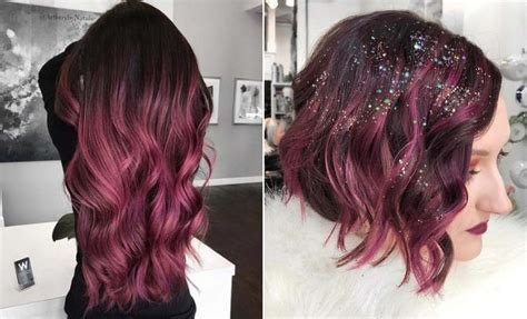 43 Burgundy Hair Color Ideas And Styles For 2019