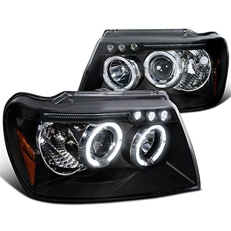 projector headlight for jeep grand wj