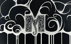 M Letter - WallDevil