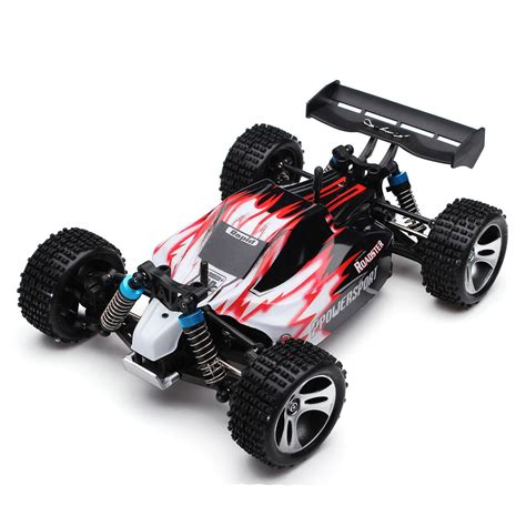 Sire Auto Rc 2 Rc Car Wltoys A959 2 4g 1 18 Scale Remote Road