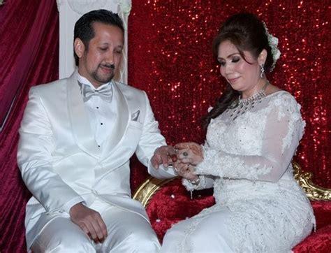 persandingan rayyan king tengku zawyah majlis perkahwinan resepsi