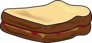Peanut Butter Jelly Sandwich Clip Art - ClipArt Best