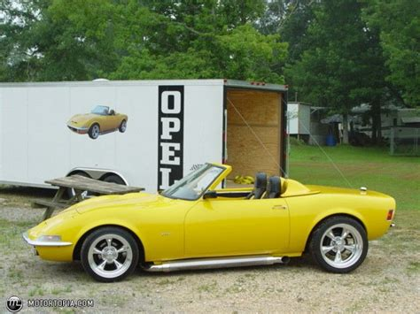 Opel Gt Convertible by Opel Gt Project Thinking Of Getting It Convertible