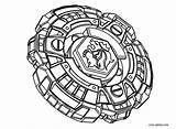 Beyblade Coloring Pages Printable sketch template