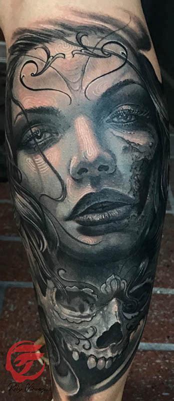 map tattoo tattoos page