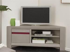 Meuble tv angle Royal Sofa : idée de canapé et meuble maison