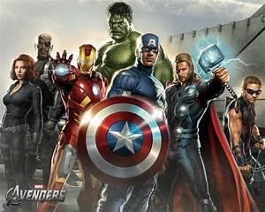 Wallpapers de Coleccion de The Avengers (Los Vengadores ...