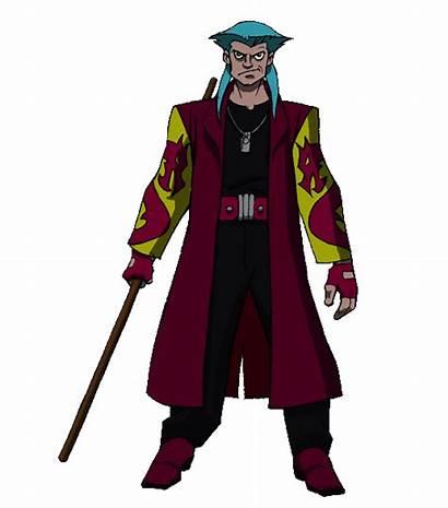 Tmnt Villains John 2003 Purple Wiki Dragons