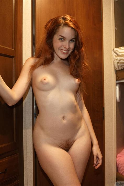 Sexy Curvy Redhead Amarna Miller The Hairy Lady Blog