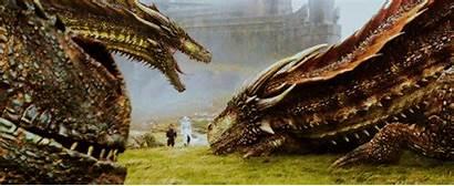 Rhaegal Dragon Targaryen Daenerys Aegon Thrones Night
