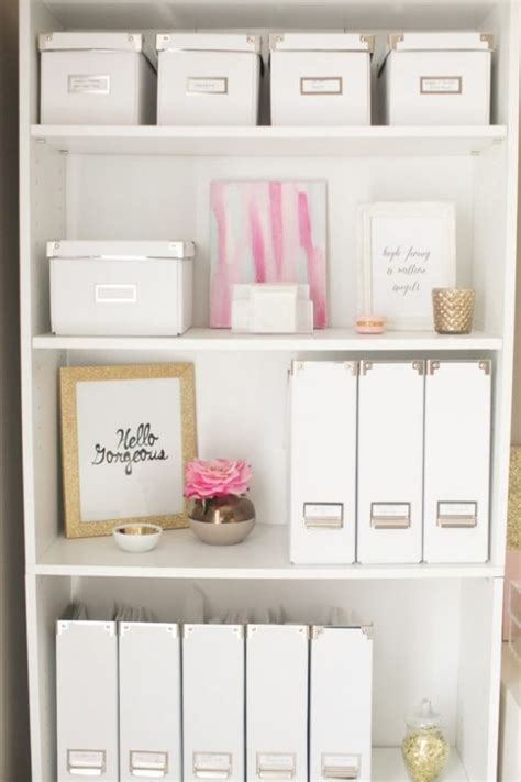 How To Organize Your Home Office  Smart Ideas Digsdigs