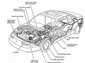 1999 Saturn Sc1 Engine Diagram