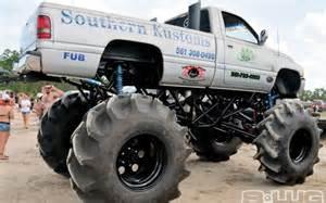 Custom Mud Trucks