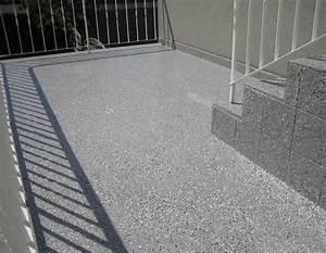 Betonfarbe Außen Terrasse : beton terrassenplatten streichen frostfeste ~ Michelbontemps.com Haus und Dekorationen