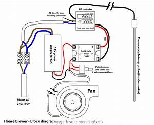 120v Thermostat Wiring Diagram Nice Pid  Wiring To