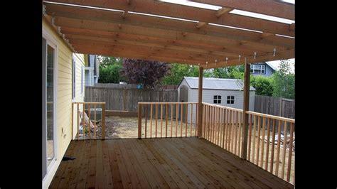 porch roof framing design randolph