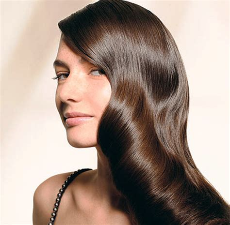 Shiny Hair by Use Apple Cider Vinegar Rinses For Shiny Soft Hair