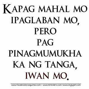 127 best Tagalog Love Quotes images on Pinterest | In love ...