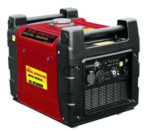 Inverter Diesel Generator 6.8kva