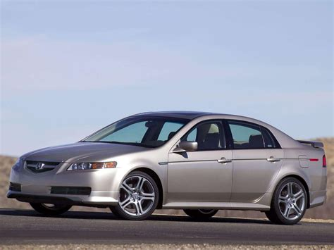 Acura Tl Types Specs by 2004 Acura Tl With Aspec Performance Package