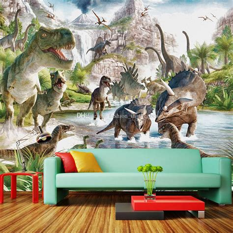 jurassic dinosaur world wallpaper custom   wallpaper