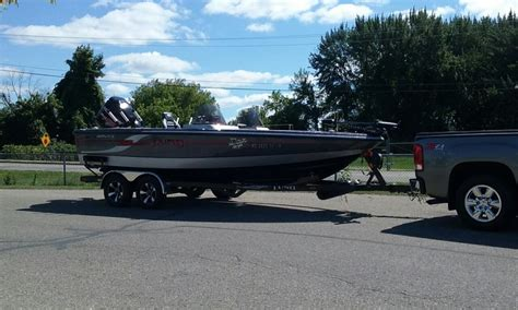 Lund Boats Gl by Lund 208 Pro V Gl Boats For Sale