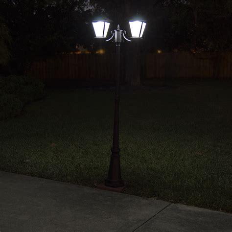 driveway pillar solar lights images