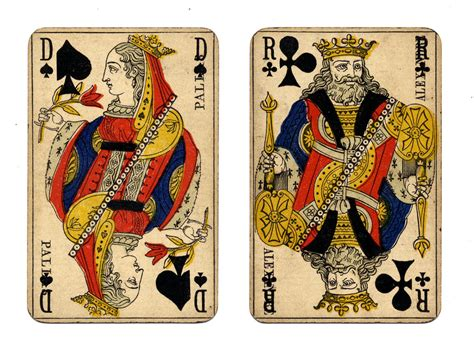 Maybe you would like to learn more about one of these? 5 Facts About Playing Cards - Simplemost