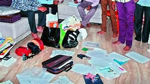 Vijayawada: ACB raids officer's home, finds unaccounted assets