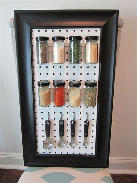 kitchen spice storage 10 borderline brilliant ways to spices and save 3087