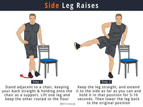 chair leg raises benefits side leg raises exercise what is it how to do benefits