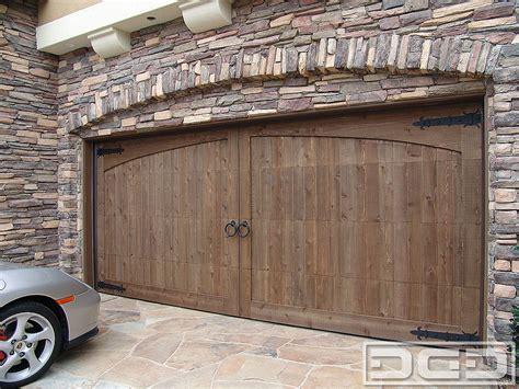 California Dream 19  Custom Architectural Garage Door