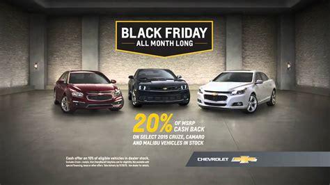 Chevrolet Black Friday by 2015 Chevy Black Friday Sale In Massachusetts At Muzi