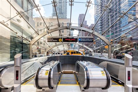 how has the second avenue subway affected apartment prices