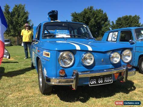 renault gordini r8 engine renault r8 gordini for sale in australia