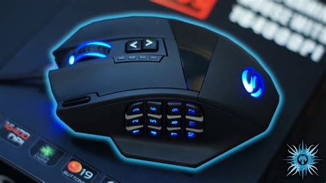 Utechsmart Venus Mmo Gaming Mouse Unboxing And Overview