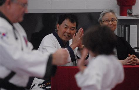 chuck norris norwich ct grandmaster who taught chuck norris visits putnam martial