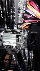 Problems With Motherboard U0026 39 S Front Panel Connectors