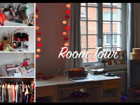 chambre etudiante room tour ma chambre d 39 étudiante