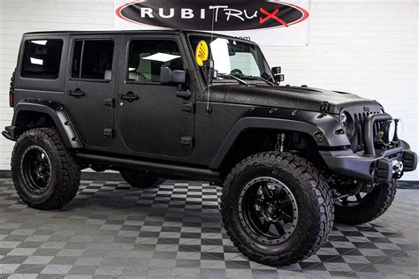 jeep black 2017 2017 jeep wrangler rubicon unlimited black line x vehicles