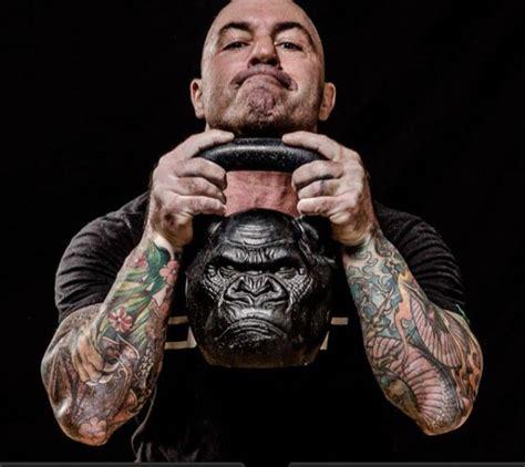 rogan joe gorilla kettlebell psbattle faced lifting comments